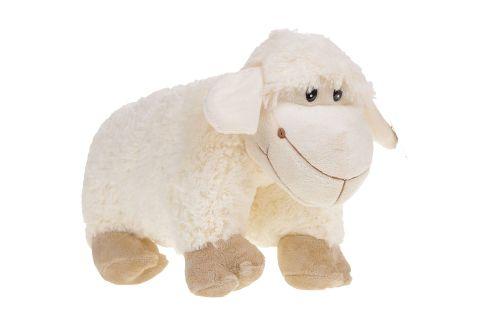 Poduszka składana owieczka baranek, pluszowa maskotka średnia