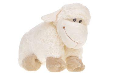 Poduszka składana owieczka baranek, pluszowa maskotka duża