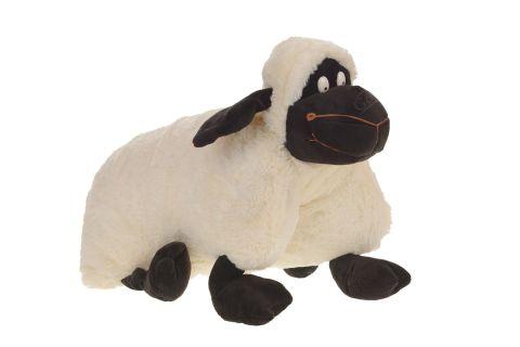 Poduszka składana baranek owieczka czarna owca duża