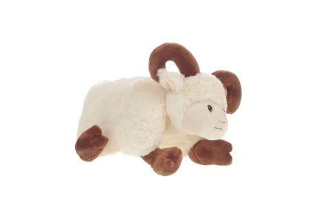 Poduszka składana pluszowa maskotka baran kozica mała