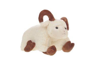 Poduszka składana pluszowa maskotka kozica średnia