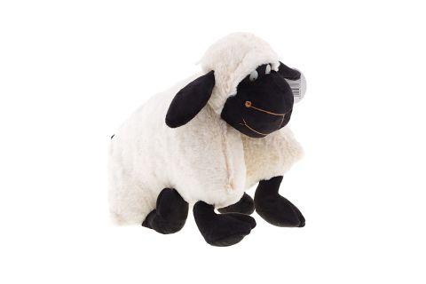 Poduszka składana baranek owieczka czarna owca średnia
