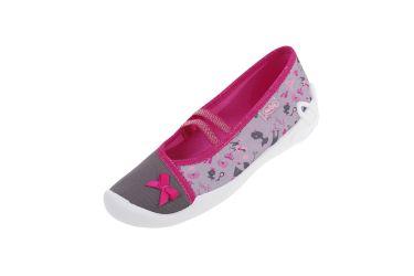 Obuwie dla dziewczynki baleriny 116Y244 Befado (r. 31-36)