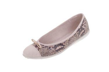 Baleriny młodzieżowe pantofle Befado 309Q020 (r. 36-40)