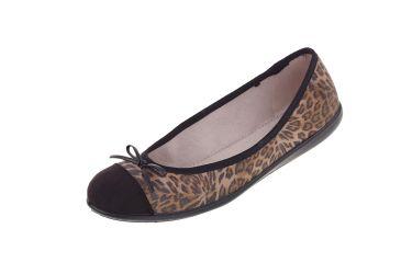 Baleriny młodzieżowe pantofle Befado 309Q021 LENA (r. 36-40)