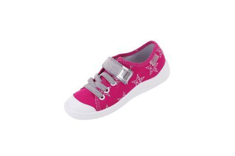Trampki dla dziewczynki pantofle 251X096 Befado TIM (r. 25-30)