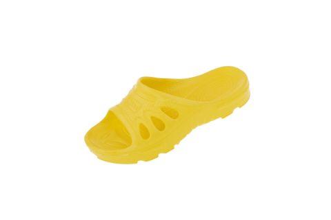 Klapki basenowe lekkie piankowe DEMAR IBIZA żółte