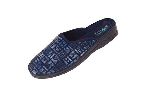 Pantofle męskie młodzieżowe małe rozmiary 24181 Adanex