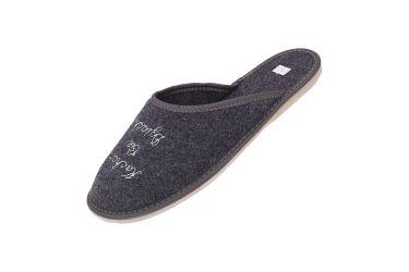 KOCHAM CIĘ DZIADKU Pantofle filcowe dla dziadka