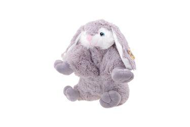 Poduszka składana zając królik szary średni