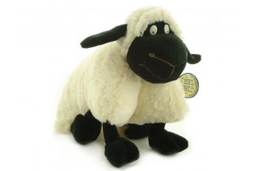 Poduszka składana baranek Shaun owieczka czarna owca średnia