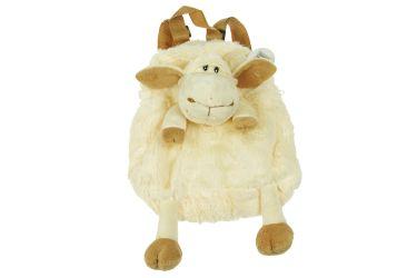 Plecak pluszowy owieczka plecaczek maskotka
