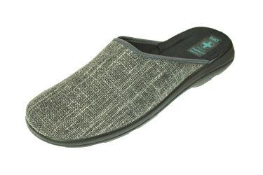 Pantofle męskie klapki z krytymi palcami BIO Adanex